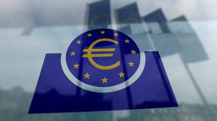 """""""Greenpeace"""" priekaištauja ECB dėl politikos, kuria remiami pagrindiniai aplinkos teršėjai"""