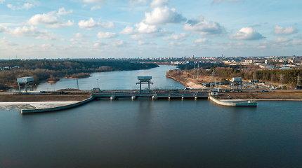 Kaunas sieks atverti Nemuną laivybai per visą Lietuvą – nori ties hidroelektrine įrengti šliuzą ir žuvitakį
