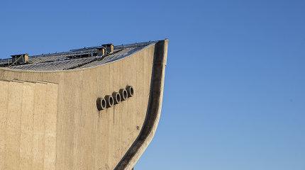 Vilniaus sporto rūmų rekonstrukcijos konkursas – šiemet