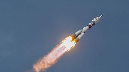 """NASA nepaisant nesėkmingo paleidimo ir toliau naudosis Rusijos erdvėlaiviais """"Sojuz"""""""