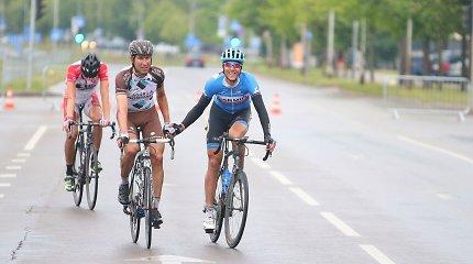 """Dviratininkas Gediminas Bagdonas """"Vuelta a Espana"""" lenktynių etape – vienuoliktas"""
