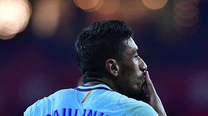 """""""Barcelona"""" saugas Paulinho: """"Lietuvoje patyriau rasizmą"""""""