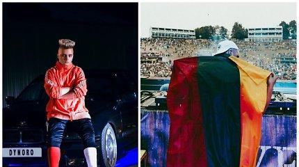 """""""Tomorrowland"""" sudrebinęs Dynoro pagerbė Lietuvą: tūkstantinei miniai užgrojo """"Tautišką giesmę"""""""