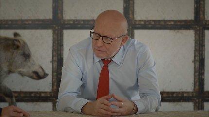 """Arūnas Valinskas vaidins antrajame """"Rimtų reikalų"""" sezone"""