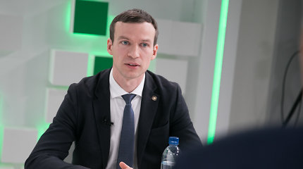 """Energetikos viceministras E.Purlys: iki kitų metų vidurio """"Orlen Lietuva"""" privalės sumokėti 12 milijonų skolą"""