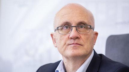 S.Jakeliūnas iš Švedijos centrinio banko vadovo išgirdo: gerai, kad nėjote į TVF
