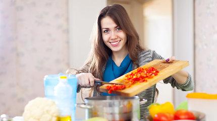 Citrina turi rimtų varžovų: kokiuose vaisiuose ir daržovėse gausu vitamino C?