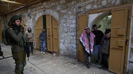 Hebronas (I): pasivaikščiojimas su buvusiu Izraelio kariu, ginančiu palestiniečių teises