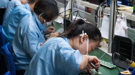 Kinija nebenori būti pasaulio fabriku – kas užims jos vietą?