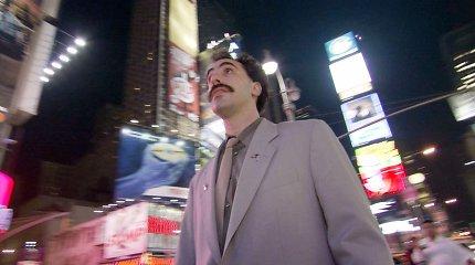 Aktoriaus Sachos Barono Coheno personažas Boratas