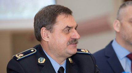 Vyriausybės darbotvarkėje – Kalėjimų departamento, ugniagesių gelbėtojų vadų atleidimai