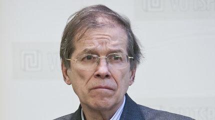 K.Girnius apie nenagrinėtą skundą dėl CŽA kalėjimo: tuo ir vėl pasinaudos Kremlius