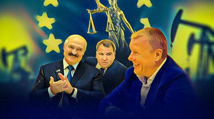 Milijonierius incognito Baltarusijoje: ryšiai su A.Lukašenkos aplinka ir ES sankcijų sąraše buvusiomis įmonėmis