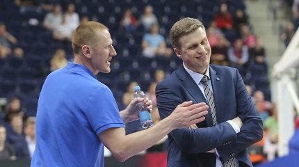 """""""Neptūno"""" sporto direktorius D.Zavackas: """"Manau, kad galime iškovoti taurę"""""""