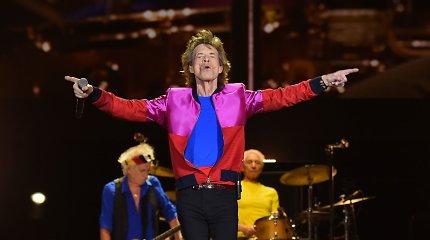 75-erių roko veteranui Mickui Jaggeriui bus atliekama širdies operacija