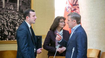 R.Karbauskis: V.Sinkevičiaus kandidatūra į EK Seime sulauks absoliutaus palaikymo