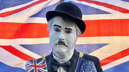 """Naujausia B.Johnsono pergalė ir pralaimėjimas: kas laukia """"Brexit""""?"""