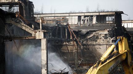 Vyriausybė spręs dėl nuostolių kompensavimo nukentėjusiems nuo gaisro Alytuje