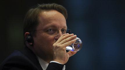 Vengrijos kandidatas į eurokomisarus tvirtina nebūsiantis V.Orbano žmogus