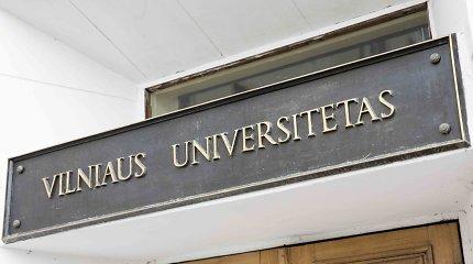 Vilniaus universiteto protestas: praeiviams išdalys kelis šimtus diplomų