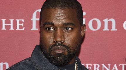 Reperis Kanye Westas žada kada nors tapti JAV prezidentu