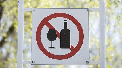 """Vyriausybė spręs dėl alkoholio """"pasaugojimo"""" veiklos"""