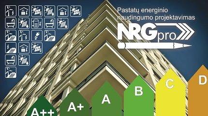 Pagalba statantiems energiškai efektyvius namus