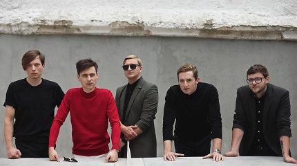 """""""Colours of Bubbles"""" pristatys ilgai lauktą naują albumą """"9 mm"""": gerbėjus kviečia į susitikimą"""