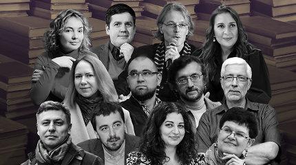 Karantino skaitiniai: kokias knygas šiuo metu renkasi lietuvių rašytojai? (II dalis)