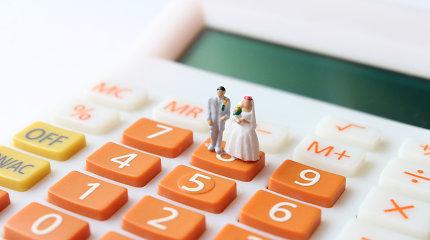 Kiek kainuoja vestuvės ir kaip sutaupyti? Skaičiavimai nuo kvietimų iki dovanėlių svečiams