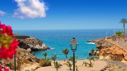 Tenerifės sala – atostogų rojus