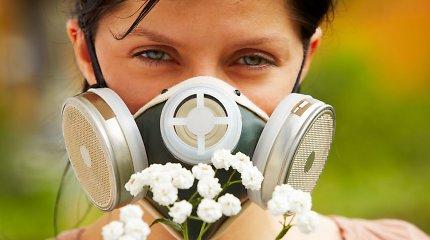 Pavasarinė alergija gali užklupti kiekvieną: žydėjimo sezonui ruoškitės iš anksto