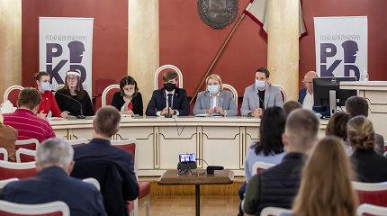 """Diskusijoje """"Ką rinkimai atneš Lietuvos lenkams?"""" – kalbos apie asmenvardžius ir užuominos apie šantažą"""