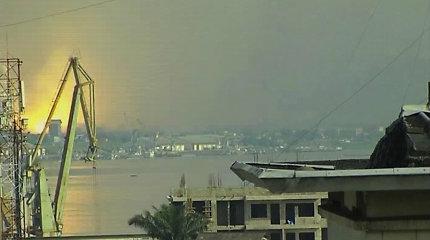 KDR Kongo upėje nuskendus laivui dingo 36 žmonės