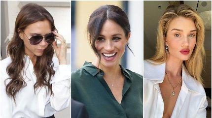Plaukų priežiūra: kokias priemones naudoja M.Markle ir kitos žymios moterys?