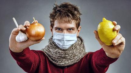 Šįmet peršalimas ir gripas smogs stipriau nei pernai: kada savigyda gali pakenkti