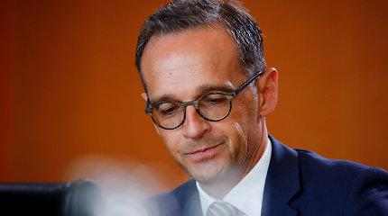 Vokietijos ministras Heiko Maasas: ES ruošiasi pratęsti sankcijas Rusijai