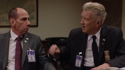"""""""Twin Peaks"""": agento Deilo Kuperio sugrįžimas"""