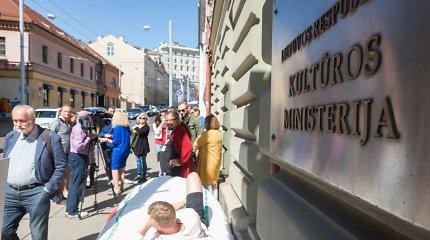 AGATA ir Kultūros ministerija susitarė: 25 proc. mokesčio kūrėjams keliaus Kultūros tarybai