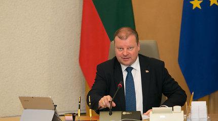 S.Skvernelis: nesikalbėdamos dėl Astravo, ankstesnės valdžios elgėsi aplaidžiai