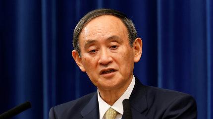 Japonijoje dėl skandalo, susijusio su premjero sūnumi, nubausti 11 pareigūnų