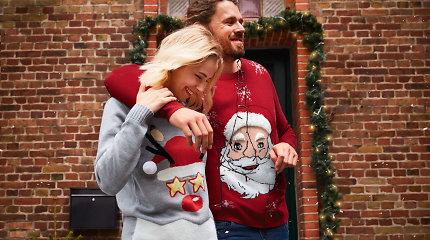 """""""Lidl"""" kalėdiniai megztiniai – gera nuotaika ir komfortas visai šeimai"""