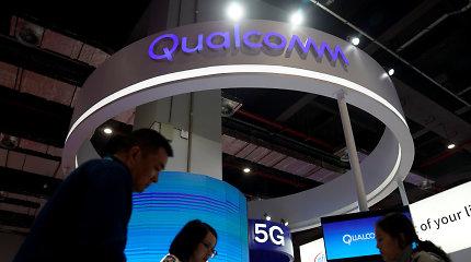 """""""Qualcomm"""" pristatė naujus procesorius, skirtus geriausiems 5G telefonams"""