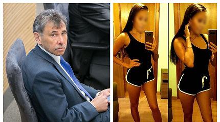 Paaiškėjo, kas gyveno Seimo viešbutyje su Zbignevo Jedinskio sūnumi