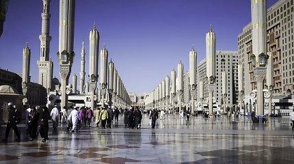 Saudo Arabijoje per 10 dienų apsilankė 24 tūkst. užsieniečių su turistinėmis vizomis