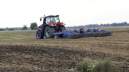 Eurostatas: žemės ūkio produkcijos nuosmukis Lietuvoje – vienas didžiausių ES