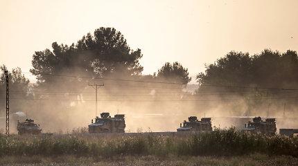NATO sąjungininkė Norvegija sustabdė naujų ginklų eksportą į Turkiją
