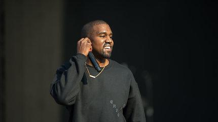 Kanye Westas naująjį albumą kūrusios komandos narių prašė neužsiimti ikivedybiniu seksu