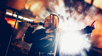 Džordana Butkutė sulaukė įspūdingų komplimentų: įvertino užsienio muzikos industrijos rykliai