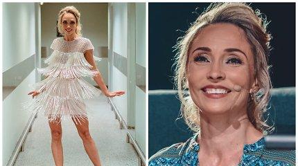 """39-erių šokėja Iveta Lukošiūtė apie pribloškiančią išvaizdą: """"Sportas, sveika mityba ir jokio botokso"""""""